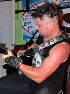 New Found Deal - Michael Palmer Lead Guitarist